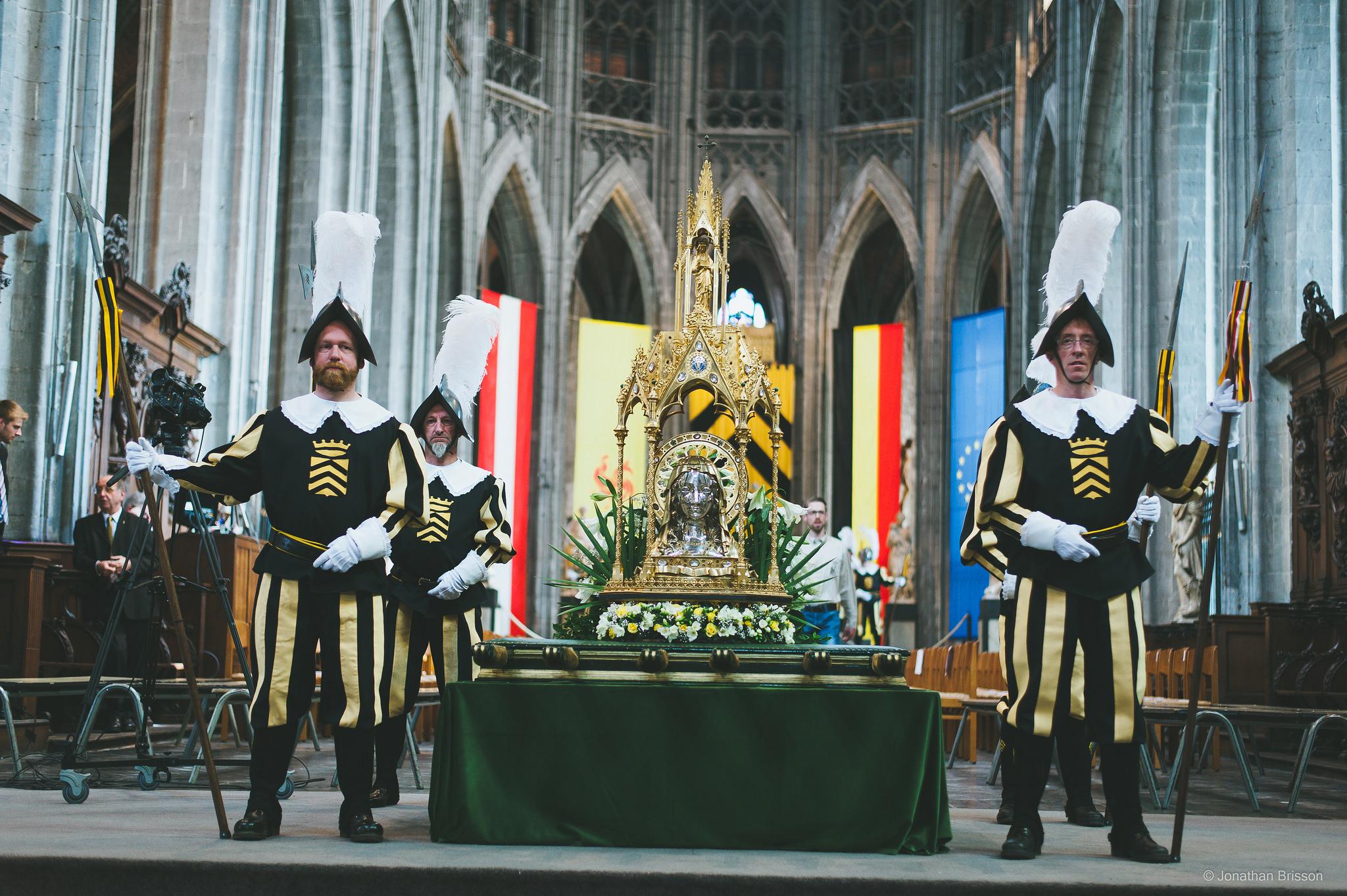 Garde au Chef de sainte Waudru